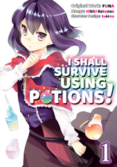 I Shall Survive Using Potions!