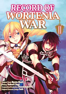 Record of Wortenia War, null