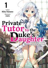 Private Tutor to the Duke's Daughter