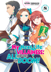 My Next Life as a Villainess: All Routes Lead to Doom!, null
